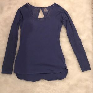 CALIA long sleeve shirt
